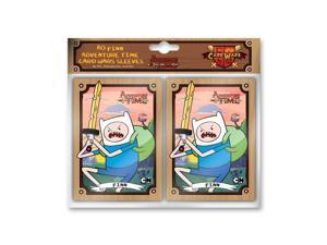 Card Sleeves - Finn (80) MINT/New