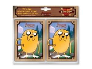 Card Sleeves - Jake (80) MINT/New
