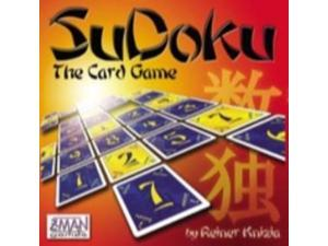Sudoku - The Card Game SW (MINT/New)
