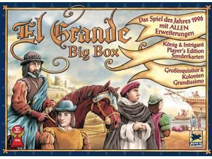 El Grande Big Box SW (MINT/New)