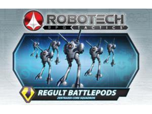 Zentraedi - Regult Battlepods SW (MINT/New)