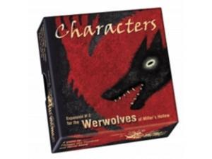 Werewolves of Miller's Hollow, The - Expansion #3, Characters SW (MINT/New)