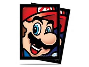 Standard Card Sleeves - Mario (65) MINT/New