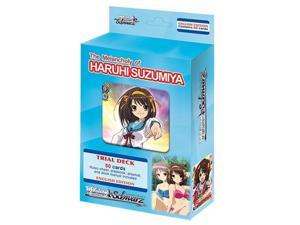 Trial Deck - The Melancholy of Haruhi Suzumiya MINT/New