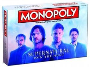 Monopoly - Supernatural Collector's Edition SW (MINT/New)