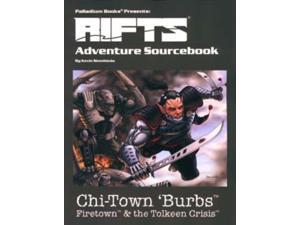 Chi-Town 'Burbs - Firetown & The Tolkeen Crisis MINT/New