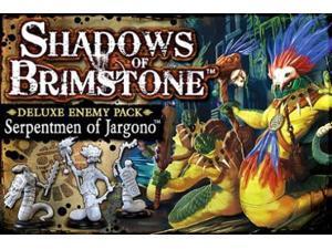 Serpentmen of Jargono Deluxe Enemy Pack SW (MINT/New)