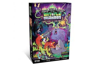 Spell Wars Rumble at Castle Tentakill by Cryptozoic Entertainment