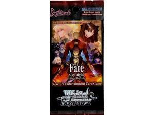 Fate/Stay Night - Unlimited Blade Works Booster Pack MINT/New