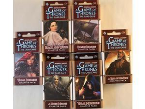 Game of Thrones - Beyond the Narrow Sea Chapter Packs Collection MINT/New