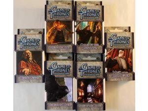 Game of Thrones - Secrets of Oldtown Chapter Packs Collection MINT/New