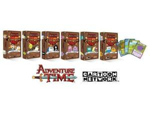 Adventure Time Card Wars Collection - 6 Expansions! SW (MINT/New)