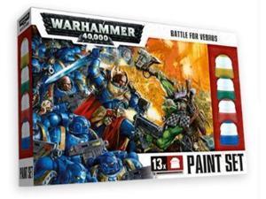 Battle for Vedros Paint Set MINT/New