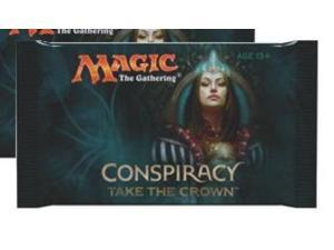 Conspiracy - Take the Crown Booster Pack MINT/New