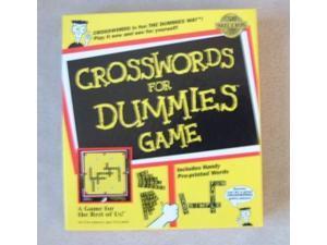 Crosswords for Dummies Game SW (EX/New)