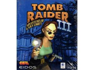 Tomb Raider III - Adventures of Lara Croft SW (VG/New)