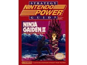 Nintendo Power Strategy Guide - Ninja Gaiden II VG