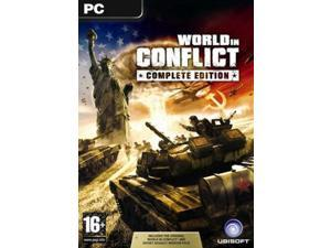 World in Conflict Complete Edition NM