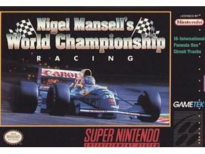 Nigel Mansell's World Championship Racing NM