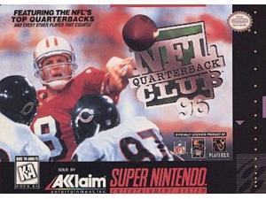 NFL Quarterback Club '96 NM