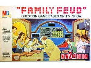 Family Feud (2nd Edition) Fair/VG