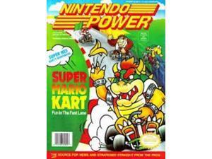 "#41 Super Mario Kart, Adventure Island III, Double Dragon 3"" VG+"
