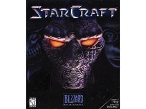 StarCraft (Collector's Special Edition Box - Protoss) Fair/EX