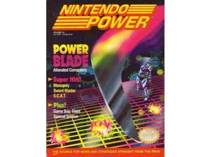 "#23 ""Power Blade, Monopoly, Sword Master"" VG/VG+"