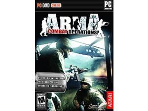 ArmA - Combat Operations VG+/NM