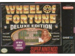 Wheel of Fortune (Deluxe Edition) NM