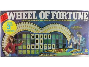 Wheel of Fortune (1st Edition) VG/EX