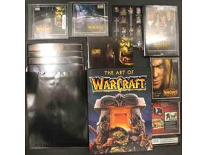 Warcraft III Collector's Edition NM