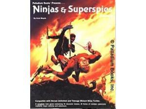 Ninjas & Superspies (Revised Edition) VG+
