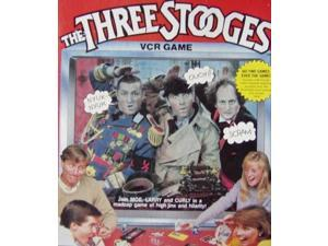 Three Stooges VCR Game, The VG+/NM