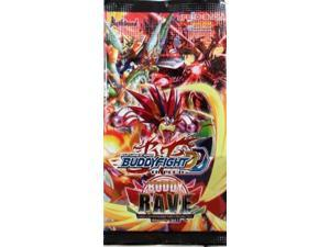 Triple D Booster Pack Vol. 1 - Buddy Rave Booster Pack MINT/New