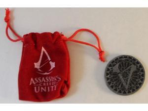 Assassin's Creed - Unity, Collector's Coin and Pouch NM