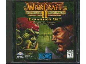 Warcraft II - Beyond the Dark Portal Expansion NM