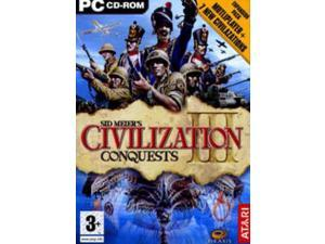Civilization III - Conquests VG/EX