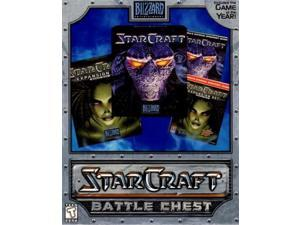 Starcraft Battle Chest VG/Mint