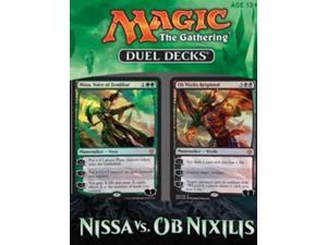 Duel Decks - Nissa vs. Ob Nixilis Display Box MINT/New