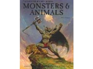 Monsters & Animals (1st Edition, 2nd Printing) Fair+
