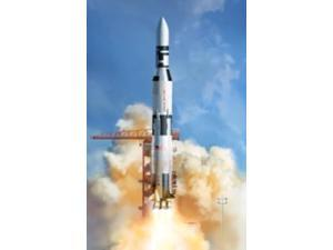 Saturn V w/Skylab (1/72) MINT/New