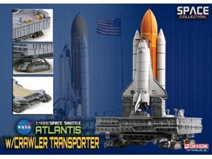 "Space Shuttle ""Atlantis"" w/Crawler Transporter (1/400) MINT/New"