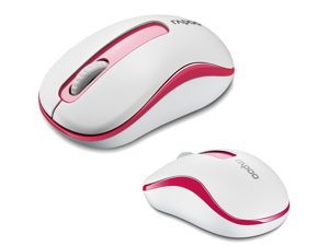 RAPOO M211 2.4Ghz USB Wireless Optical Mouse Mini Mouse Laptop Mouse 1000DPI