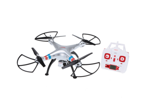 Syma X8G 2.4G 6 Axis Gyro 4CH RC Quadrocopter Headless mode Drone with 5MP Camera