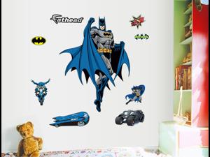 ZNUONLINE 730115 Removable Wall Sticker Batman PVC Decals Paper