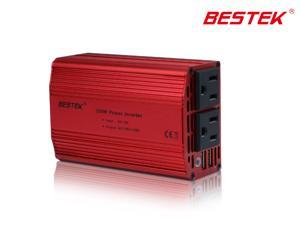 BESTEK® 12V DC to 110V AC 300W Power Inverter