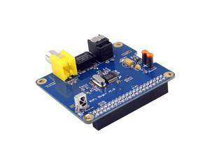 HIFI DiGi+ Digital Sound Card I2S SPDIF Optical Fiber for Raspberry Pi A+&B+