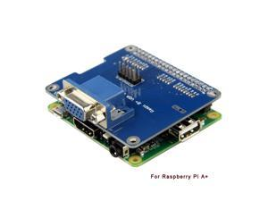 Raspberry Pi B+ VGA Shield V2.0