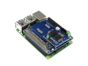AD / DA Shield Module for Raspberry Pi and Arduino
